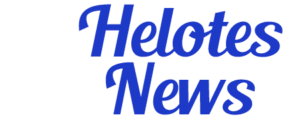 Helotes News Logo Web 450 x 200 for Dark Backgrounds