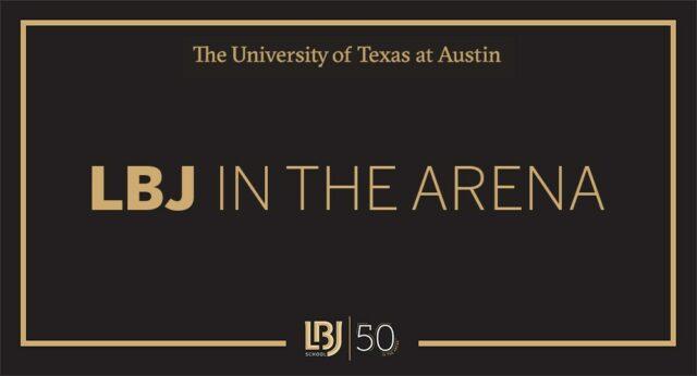 LBJ In The Arena Logo