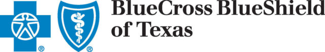 BLUE CROSS AND BLUE SHIELD OF TEXAS LOGO