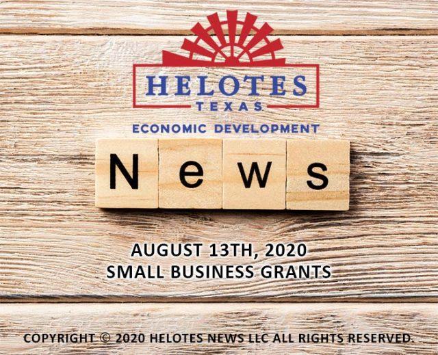 224390702 Helotes News Helotes Economic Development Corporation Announcement August 13 2020