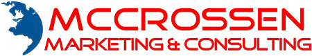 McCrossen Marketing & Consulting Logo Blue Red Web Opt